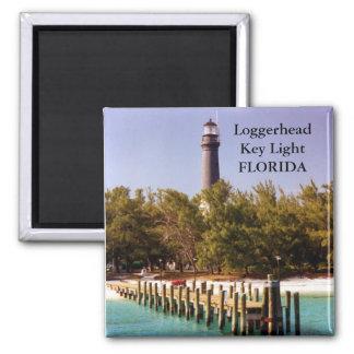 Loggerhead Key Light, Florida Magnet