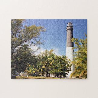 Loggerhead Key Lighthouse, Dry Tortugas Florida Jigsaw Puzzle