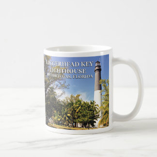 Loggerhead Key Lighthouse, Florida History Mug