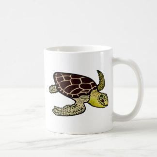 Loggerhead Sea Turtle Mug