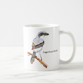 Loggerhead Shrike Coffee Mugs