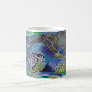 Loggerhead Turtle Classic White Coffee Mug