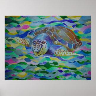 Loggerhead Turtle Posters