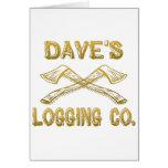 Logging Company de Dave Tarjeton