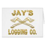 Logging Company de Jay Tarjeton