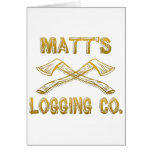 Logging Company de Matt Tarjeton