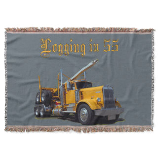 Logging in '55 Blanket