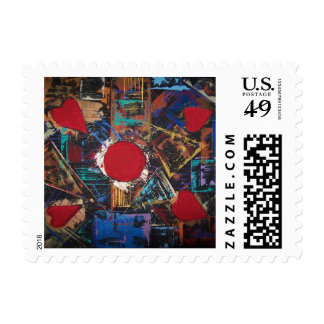 Logic and Emotion 4 Postage Stamp