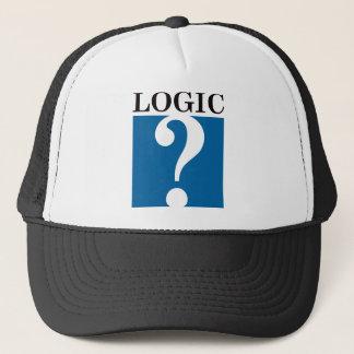 Logic - Black and Blue Trucker Hat