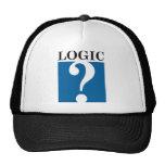 Logic - Black and Blue Trucker Hats