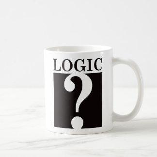 Logic - Black Classic White Coffee Mug