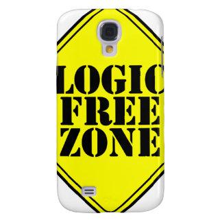 LOGIC FREE ZONE SAMSUNG GALAXY S4 COVERS
