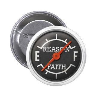 Logic gauge pinback button