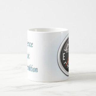 logic guage coffee mug