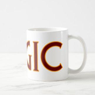 Logic II Classic White Coffee Mug