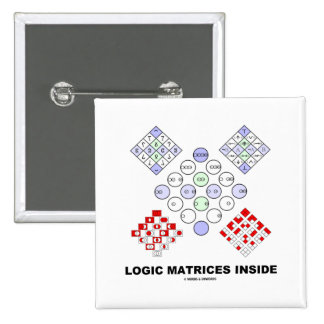 Logic Matrices Inside (Boolean Logic) Button