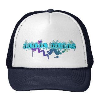 Logic Rules Trucker Hat