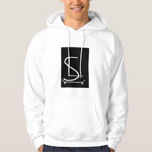 Logic Skate Co.3 Hooded Sweatshirt