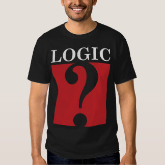 Logic - White and Red T-shirts