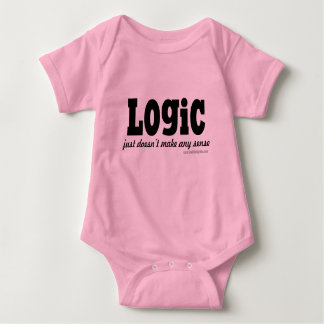 Lógica… Body Para Bebé