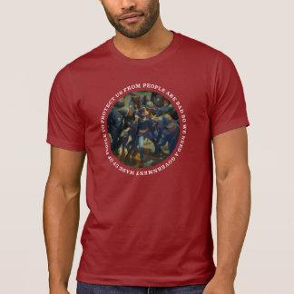 Lógica del Statist Camiseta