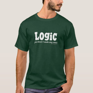 Lógica… Playera