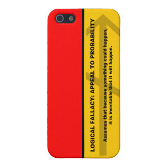 Logical Fallacy: Appeal to Probability Cover For iPhone SE/5/5s