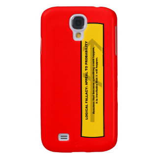 Logical Fallacy: Appeal to Probability Samsung S4 Case