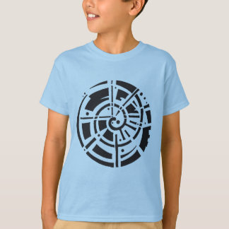 Logical Intelligence Symbol Kid's T-Shirt