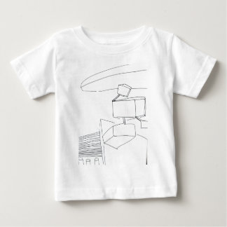 Logical Topological In 3D Abstract Baby T-Shirt