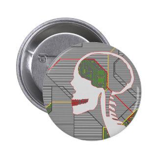 logicskull gris pins