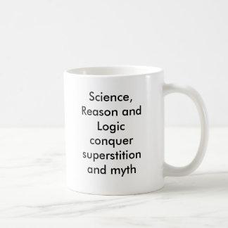 Logidea U. Science, Reason and Logic mug 11oz