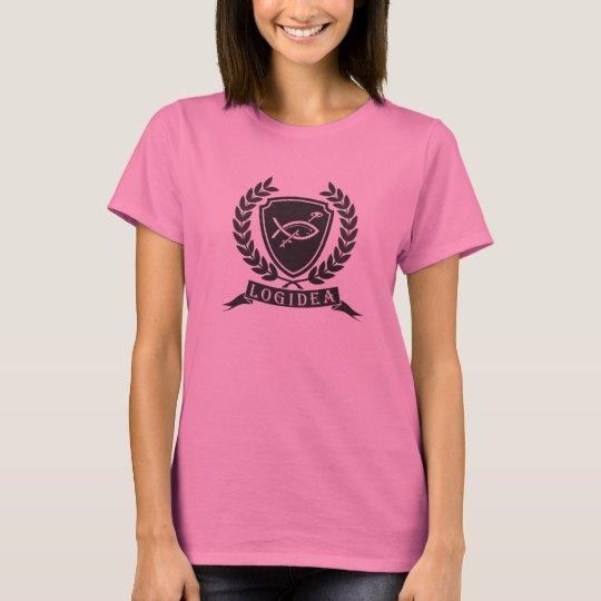Logidea University Crest T-Shirt