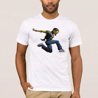 Logik jump parkour t-shirt