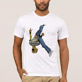 Logik parkour flip t-shirt
