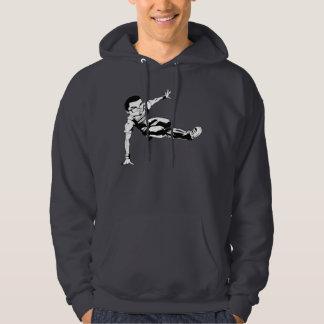 logik pose hoodie