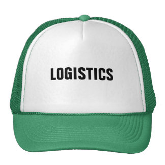 Logística Gorras