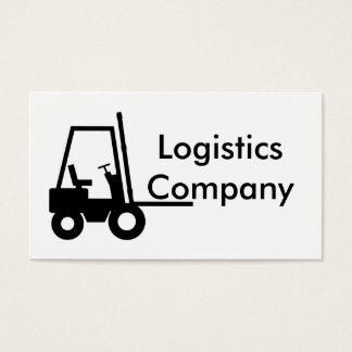 Logistics Company Business Card