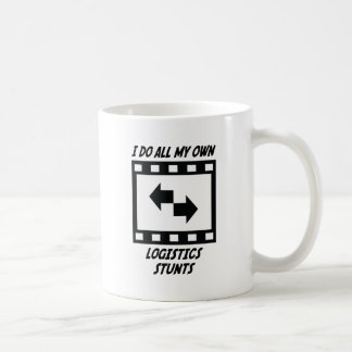 Logistics Stunts Coffee Mug