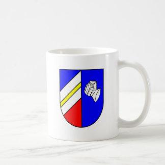 Logistikbataillon 142 classic white coffee mug