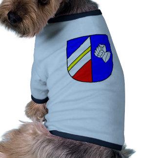 Logistikbataillon 142 dog tee shirt