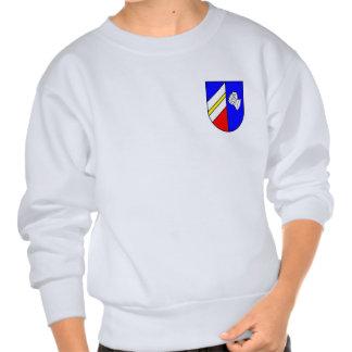 Logistikbataillon 142 pull over sweatshirt