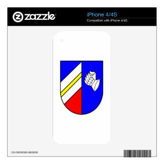 Logistikbataillon 142 skin for iPhone 4