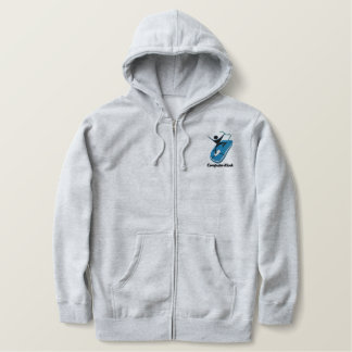 Logo300dpi Embroidered Hoodie
