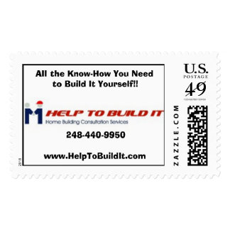 logo355788_md, All the Know-How You Needto Buil... Postage Stamp
