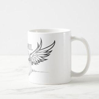 logo_5 coffee mug