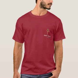 Logo A Dark Transp Expanded Large T-Shirt
