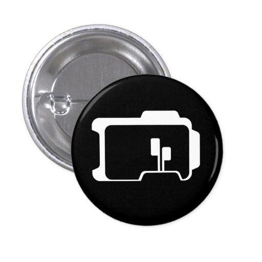 Logo (Black) Pin