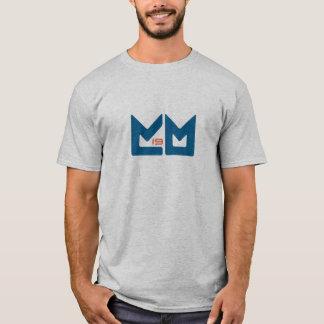 Logo - Blue with Orange T-Shirt