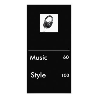 logo bp, _______________________________, Music... Card